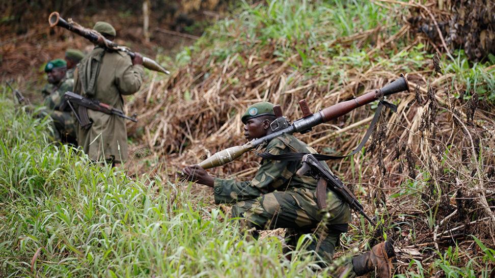 Krwawy atak w Kongo. Mieli karabiny i maczety
