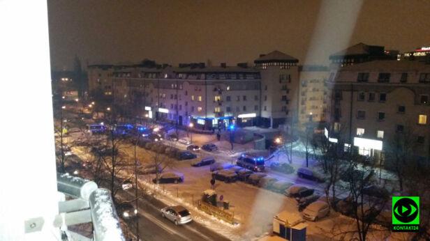 Policjanci wyjaśniają okoliczności rozboju Kontakt 24