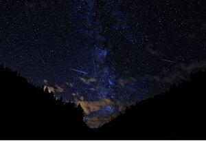 """""""Najwięcej meteorów będzie przed świtem"""""""