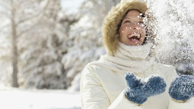 Osiem Powodów Dla Których Warto Pokochać śnieg