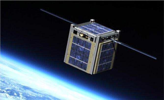 CubeSat (NASA/Montana State University, Space Science and Engineering Laboratory)