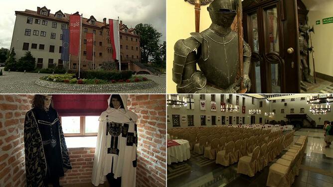 Średniowieczna biesiada i walki rycerzy. <br />Ryn kryje jeszcze wiele tajemnic