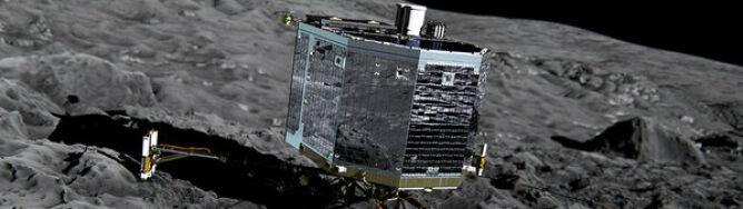 Już dziś Philae wyląduje na komecie. Zobaczcie drogę od startu do lądowania