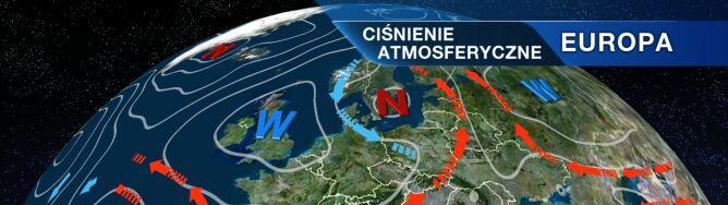 Napłynie nieco chłodniejsze powietrze znad Morza Północnego