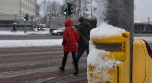 Sytuacja pogodowa na Podlasiu i Podkarpaciu wieczorem w poniedziałek