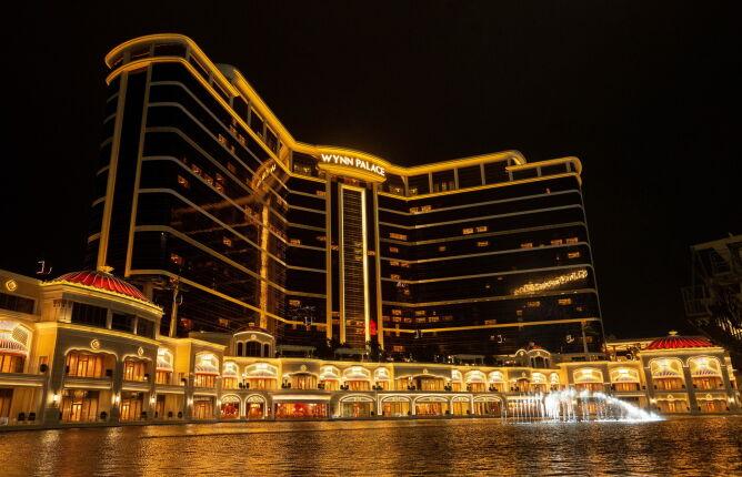 Zamknięte zostanie Wynn Palace - jedno z kasyn w centrum rozrywki Cotai (PAP/EPA/CARMO CORREIA)